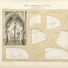 [Untitled plate featuring window draperies and their plans.]