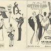 The Famous Cotton Club presents Dan Healy's Cotton Club on Parade with Cab Calloway and his famous Cotton Club Orchestra.