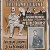 The man who plays the tamborine