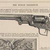 [Colt revolver]. The Dublin Exhibition, 1853.