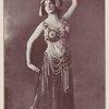 [Maud Allan posing in costume]