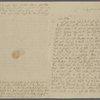 MB an Lea, 24. Februar 1838.