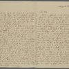 FMB an Lea, 15. März 1838.