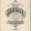 Insurance maps of the City of New York. Borough of Manhattan. Volume 3. Published by Sanborn Map Co., 11 Broadway, New York. 1904.