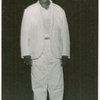 Candid full-length portrait of a man