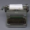 Olympia typewriter belonging to Terry Southern