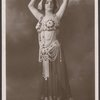 "Miss Maud Allan as ""Salome."""