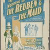 The wedding of the Reuben and the maid