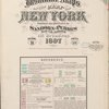 Insurance maps of the City of New York. Surveyed and published by Sanborn-Perris Map Co., Limited, 115 Broadway, 1897. Volume B.