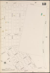 Bronx, V. B, Plate No. 12 [Map bounded by Corna Ave., Boston Post Rd., Briggs Ave., Tilden Ave.]