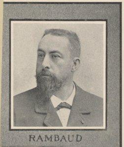 [Alfred Nicolas] Rambaud.