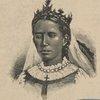 Ranavalona, Queen of Madagascar.