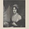 Gilbert Stuart's portrait of Mrs. William Rawle. (Sarah Coates Burge.)