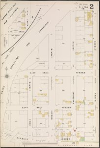 Bronx, V. 14, Plate No. 2 [Map bounded by Grand Blvd., Weeks Ave., Belmont St.]