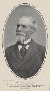 Whitelaw Reid.
