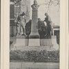 Monument to Edouard Remy, Louvain, Belgium. P. Braecke, sculptor.