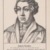 Johann Reuchlin.