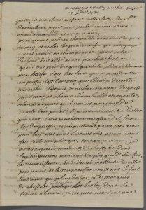 [Letter : Cirey, France, to Marie-Louise Mignot, afterwards Denis, Paris, 1737 Dec. 7]