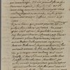 Letter : Cirey, France, to Marie-Louise Mignot, afterwards Denis, Paris, 1737 Dec. 7]