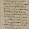 Letter : Cirey, France, to Marie-Louise Mignot, afterwards Denis, Paris, 1737 Dec. 7