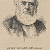 Henry Richard, M.P. London.
