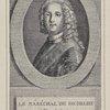 Le Maréchal Richelieu à l'age de 30 ans.
