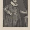 Lodowick Stuart, Duke of Richmond. OB. 1624. From the original of Van Somer, in the collection of The Rt. Honble. The Earl of Egremont