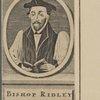 Bishop Ridley.