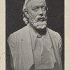 Karl Riedel büste. Modelliert von Adolph Lehnert.
