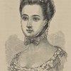 Frederika Charlotte Louise von Massow, Baroness (Freifrau) Riedesel zu Eisenbach.