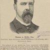 Thomas A. Rielly, Esq. Director Penn National Bank, railroad contractor, etc., Pottsville, Penn.
