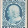 Benjamin K. Miller collection of United States stamps