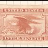 1c red B. A. Fahnestocks Vermifuge stamp