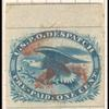 1c blue Eagle carrier single