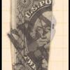 12c black George Washington bisect