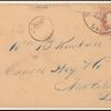 3c dull red Washington single