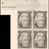 2c black Jackson E. grill margin block of four