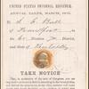 1c buff Franklin single tied to legal document