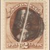 2c red brown Jackson single
