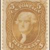 5c buff Jefferson single
