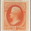 2c vermillion Jackson single