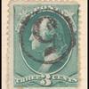 3c blue green Washington single