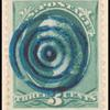 3c blue green Washington single