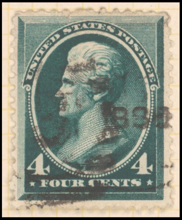 4c blue green Jackson single