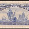 4c ultramarine Fleet of Columbus