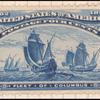 4c ultramarine Fleet of Columbus single