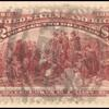$2 brown red Columbus in Chains single