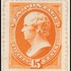 15c orange Webster single