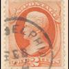 2c vermilion Jackson single