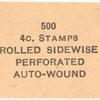 Coil Stamp wrapper